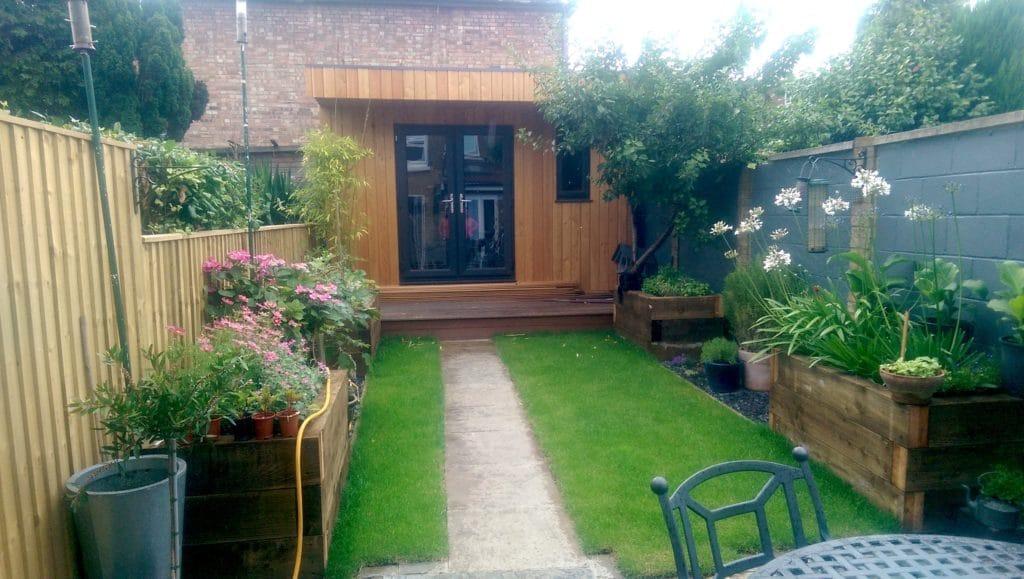 Thames Garden Rooms   West London Garden Rooms   Garden Studios